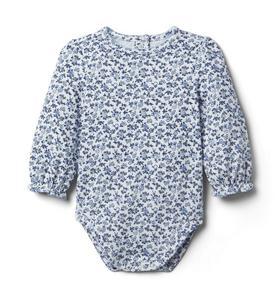 Baby Ditsy Floral Bodysuit