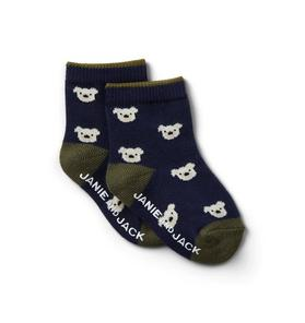 Baby Bear Sock