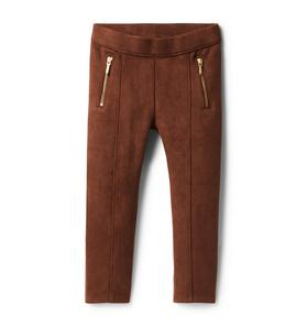 The Sueded Riding Pant