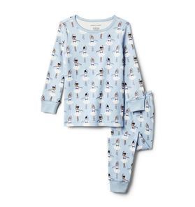 Ballerina Pajama Set