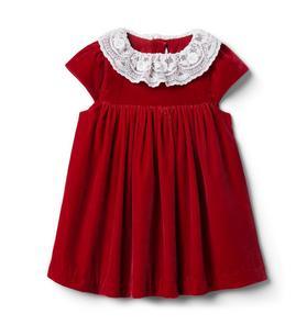 Baby Velvet Dress