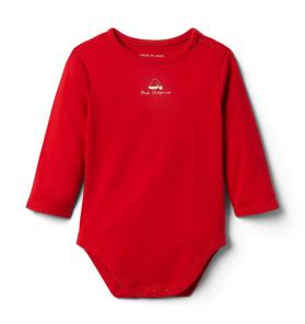 Baby First Christmas Bodysuit