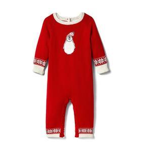 Baby Penguin Sweater 1-Piece