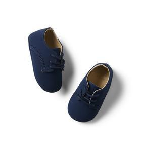 Baby Wingtip Shoe