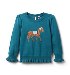 Horse Sweater