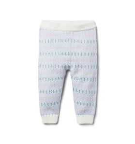 Baby Fair Isle Sweater Pant
