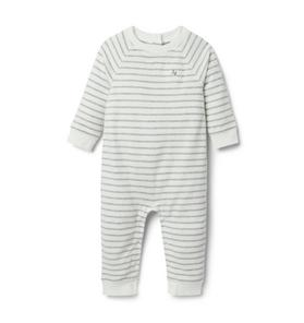 Baby Striped 1-Piece