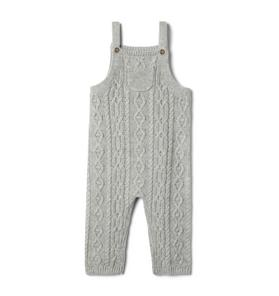 Baby Sweater Overall