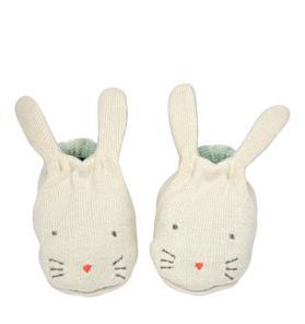 Meri Meri Baby Bunny Booties