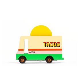 Candylab Taco Van Vehicle
