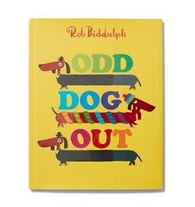 Odd Dog Out Book