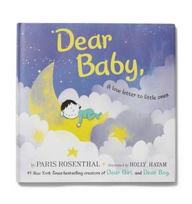 Dear Baby Book