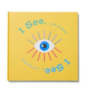 I See, I See. Book