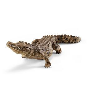 Schleich Crocodile Figurine
