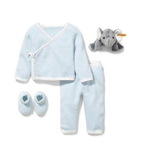 Baby 3-Piece Blue Take Me Home Gift Box