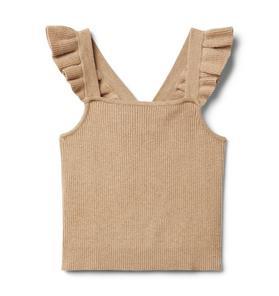 Sweater Tank Top