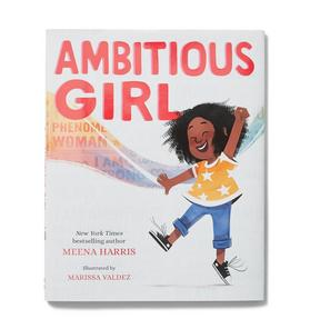 Ambitious Girl Book