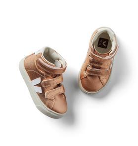 Kid Veja Esplar Mid Sneaker