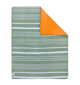 Sunnylife Striped Beach And Picnic Blanket