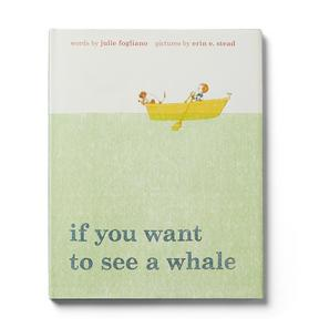 If You Want To See A Whale Book