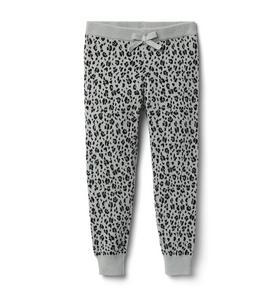 Snow Leopard Jogger