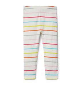 Rainbow Striped Legging