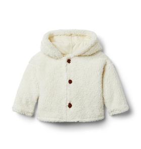 Baby Sherpa Hooded Jacket