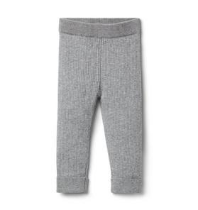 Baby Cuffed Sweater Pant