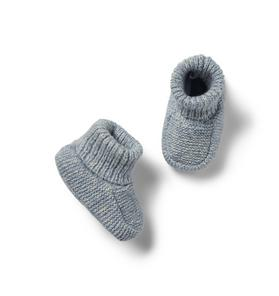 Baby Knit Bootie