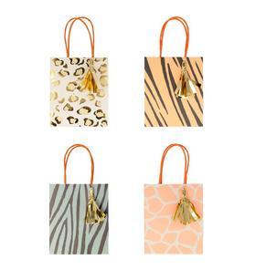 Meri Meri Safari Animal Print Party Bags