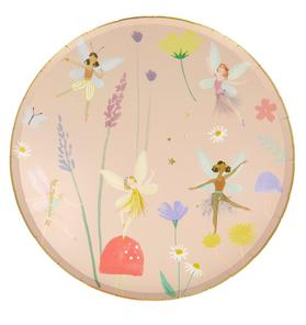 Meri Meri Fairy Dinner Plate Set