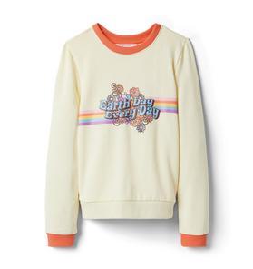 American Girl Evette's™ Earth Sweatshirt