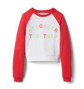 American Girl Maritza's™ Stronger Sweatshirt