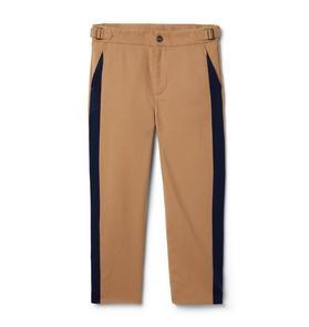 Richfresh Wool Side Stripe Pant
