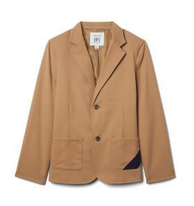 Richfresh Wool Stripe Pocket Blazer