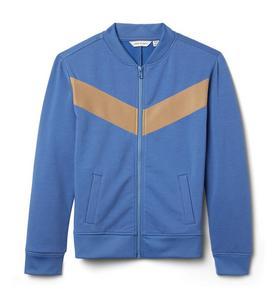 Richfresh Stripe Track Jacket
