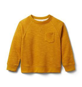 Slub Sweatshirt