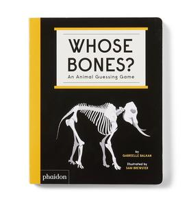 Whose Bones? An Animal Guessing Game Book