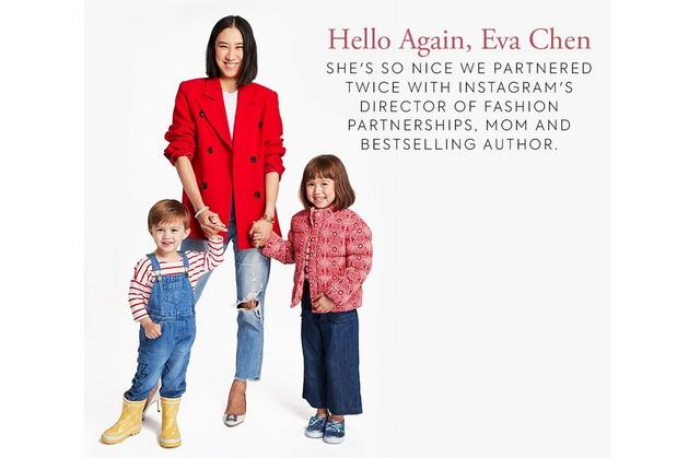 Hello Again, Eva Chen - shop the collection