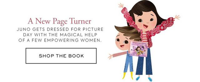 A New Page Turner - shop the book