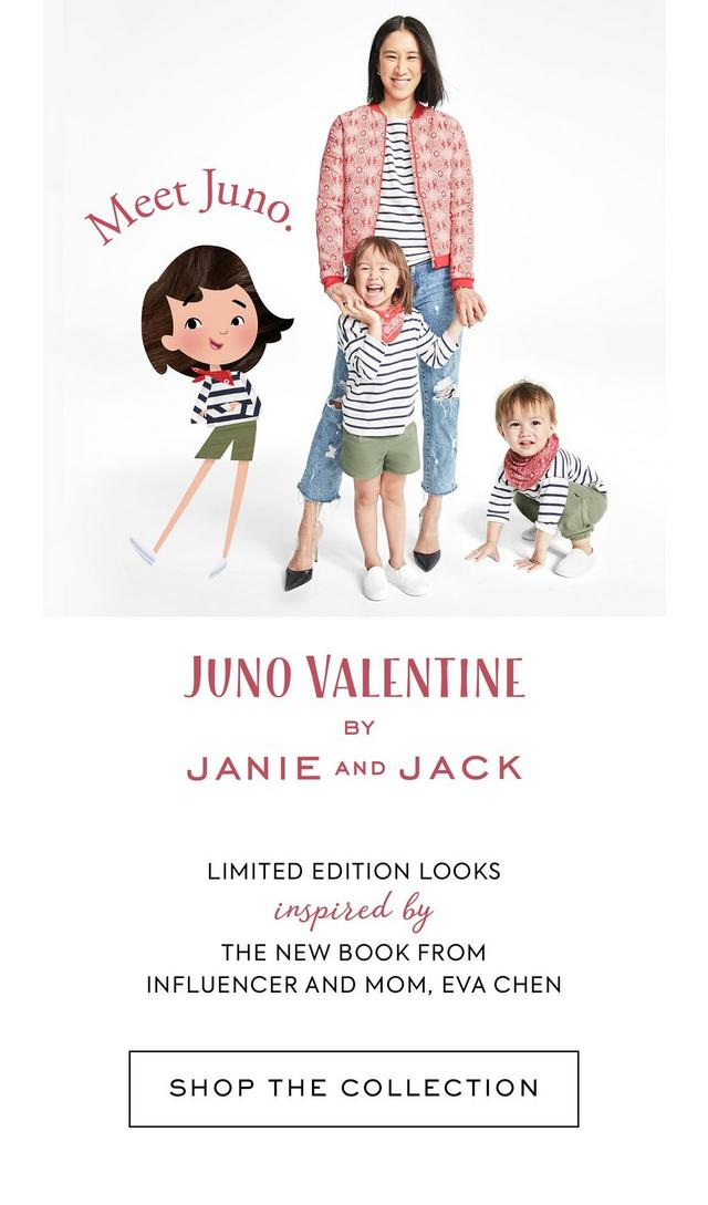 Shop The Collection Juno Valentine by Janie and Jack