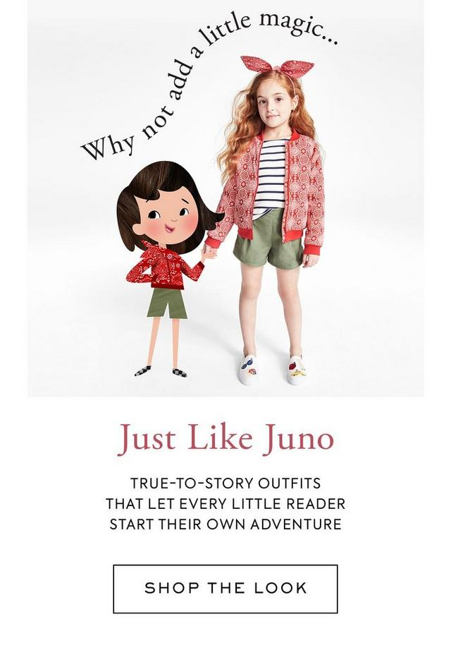 Shop The Look Just Like Juno