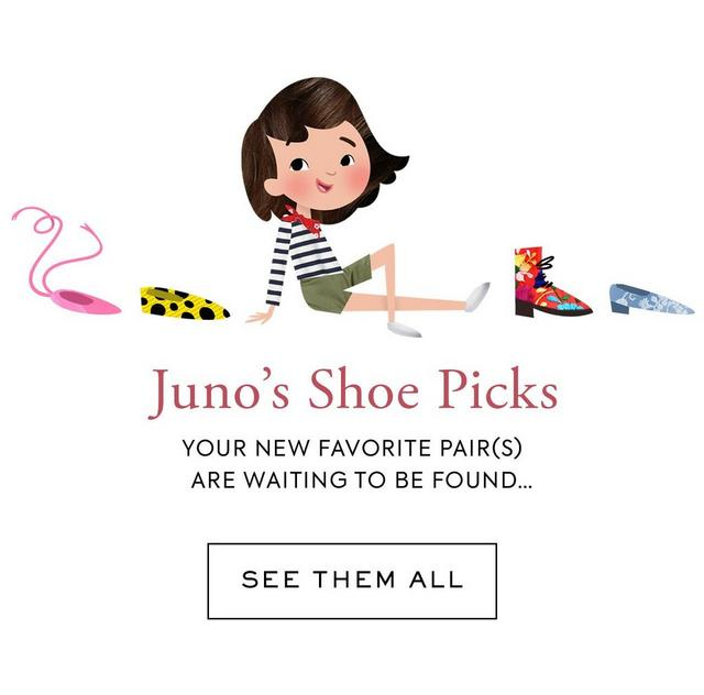 Shop Juno's Shoe Picks
