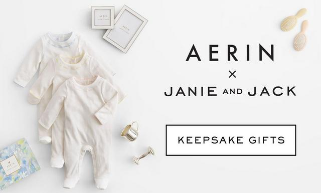 AERIN x Janie and Jack / SHOP NOW