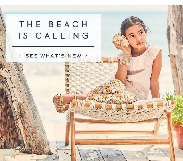 The Beach is Calling Shop New Arrivals