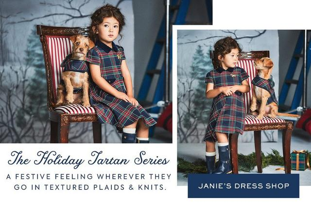 The Holiday Tartan Series