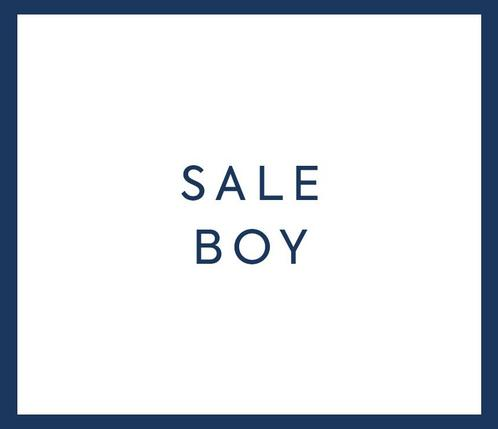 Shop Boy Sale
