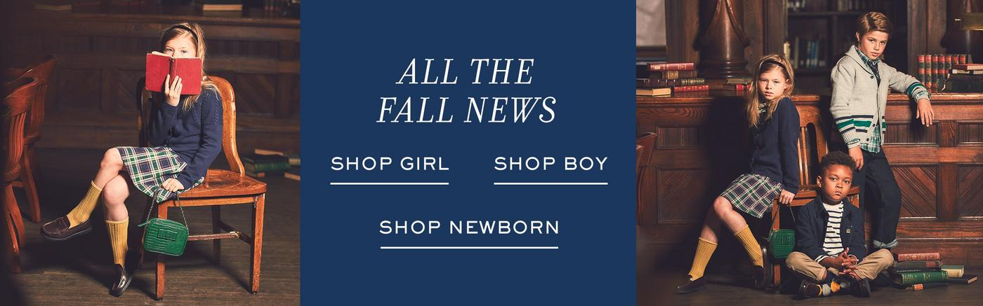 ALL THE FALL NEWS