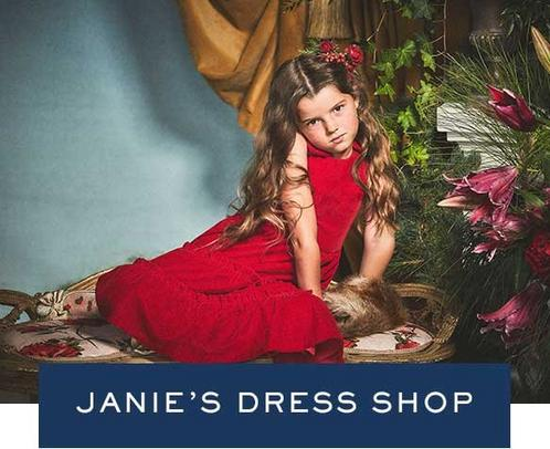 JANIE'S DRESS SHOP