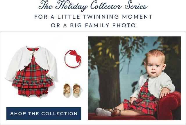 The Holiday Collector Series